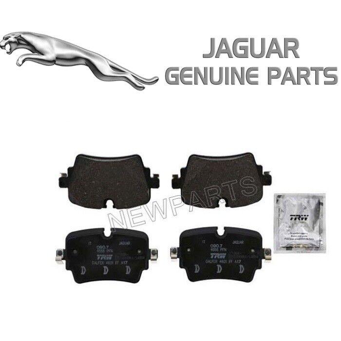 For Jaguar F-Type 5.0L V8 2014-2015 Rear Brake Pad Set Genuine T2R 12793