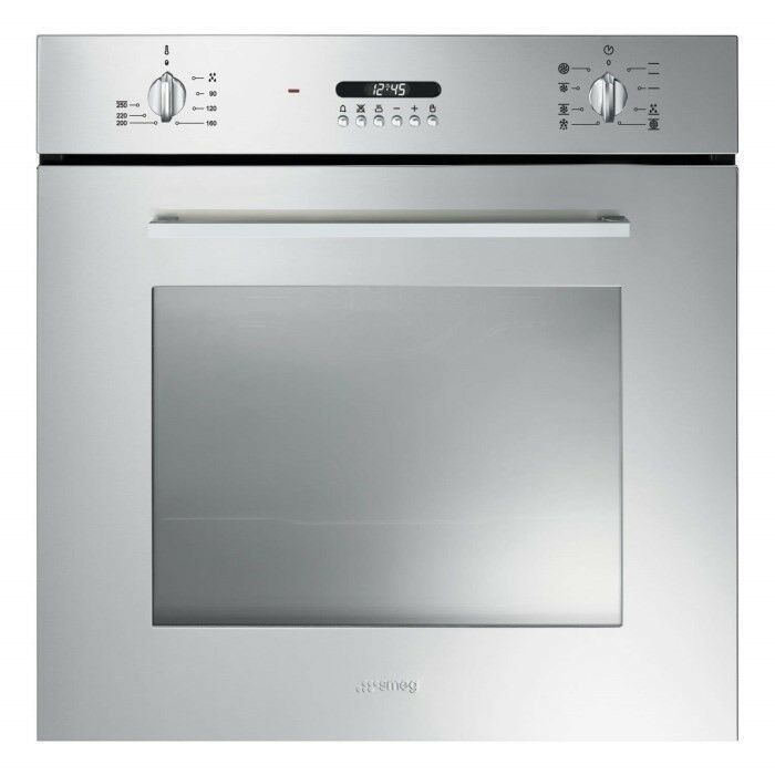 SF478X Cucina single oven 60 cm stainless steel energy rating A ...