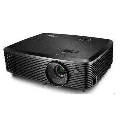 Optoma ds347 dmd/dlp vidéoprojecteur 3000 ansi lumens dlp svga (800x600) 3d