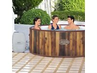 Lay Z Spa Helsinki 180 Airjet Hot Tub for 2-7 People (NOT MIAMI RIO OR VEGAS)