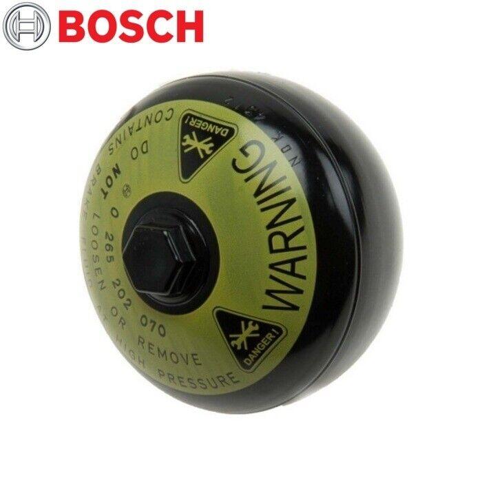 Brake Pressure Accumulator 5.5L BOSCH 0004302694 Fits Mercedes W219 W211 R230