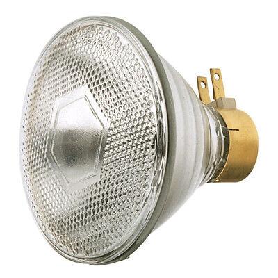 - GE 65W 120V PAR38 Clear Medium Side Prong Incandescent light bulb