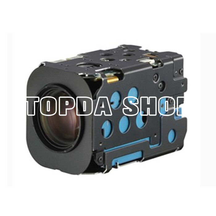 """Sony FCB-CX490EP 1/4"""" 18 times Optical Infrared Induction Color Camera Core#SS"""