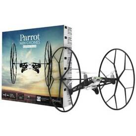 Brand new Parrot Done Rolling Spider 1080p Camera