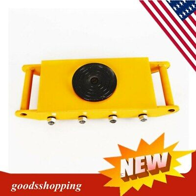 12t 360 Industrial Heavy Duty Machine Dolly Skate Roller Machinery Move Device