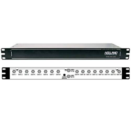 Holland Electronics HMS-16APR Satellite Multi-Switcher 950-2150MHz