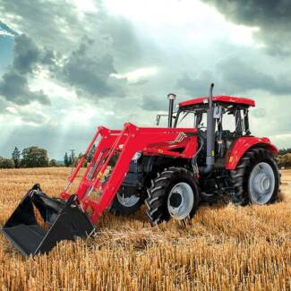 YTO X904 - 4WD tractor - 90HP - NEW - Finance/Rent-to-Own $295pw*