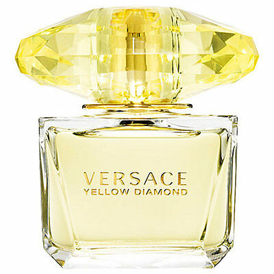 VERSACE YELLOW DIAMOND Perfume 3.0 oz women edt NEW tester