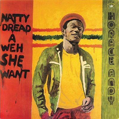 HORACE ANDY - Natty Dread a Weh She Went NEW VINYL LP £10.99