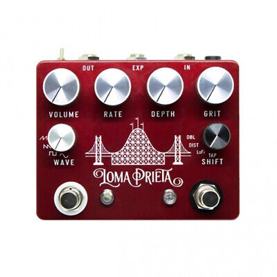 Coppersound Pedal Effects Loma Prieta Gritty Harmonic Tremolo Guitar Pedal