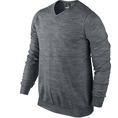 Nike Golf Mens Performance V-neck SweaterSz L Large
