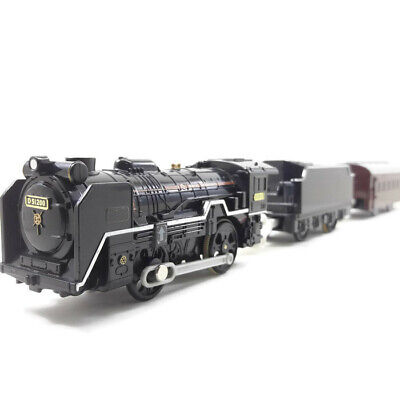 Real Steam Engine Trackmaster Thomas Along Produces Motorized TOMY D51 200