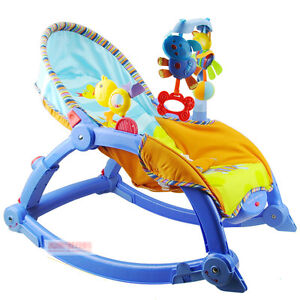 Chaise vibrante balançoire Fisher Price vibrating rocking chair