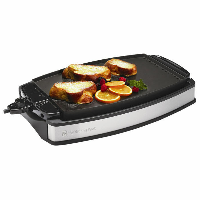wolfgang puck indoor electric griddle - Electric Griddles