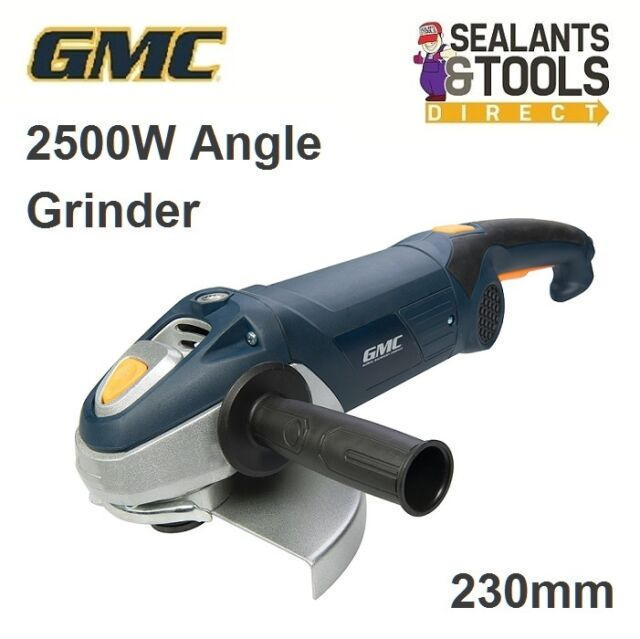 GMC Electric Angle Grinder 2500W 230mm 9 Inch AG230MGSS 852949