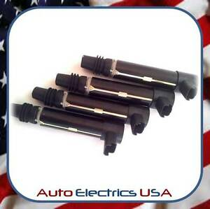 4x BRAND NEW APRILIA CAPONORD FUTURA PEGASUS 01-04 IGNITION COIL 8124864 ML501