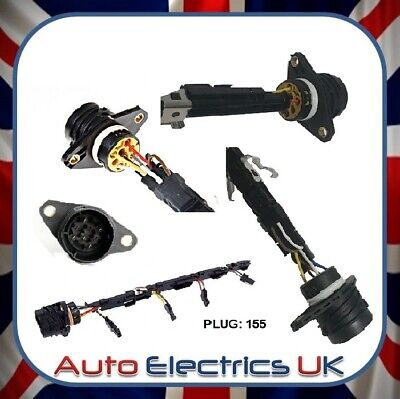 INJECTOR LOOM WIRING PLUG HARNESS VW DIESEL 1.9 2.0 8v TDI PD ENGINES 038971600