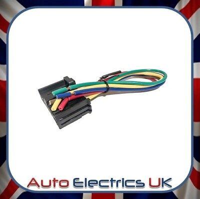 Heater Resistor Wiring Loom Repair Plug For Vauxhall Corsa D Adam Fiat Punto