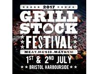 Grillstock Weekend Ticket
