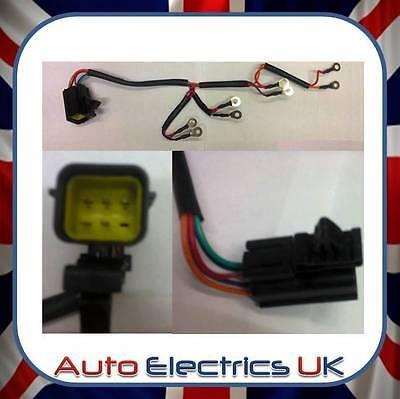 NEW LAND ROVER LANDROVER IGNITION COIL PACK CONNECTOR PLUG PACK WIRING LOOM