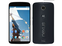 Unlocked Motorola Nexus 6 - Mint Condition - Latest Android 7.0 - Collection from SL1 or TW7 - £225