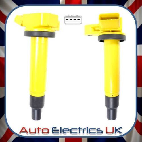 NEW TOYOTA & LEXUS UPGRADED YELLOW IGNITION COIL 90919-02230 90919 02230