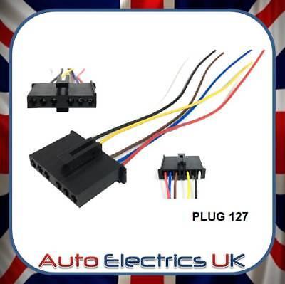 For Ford Transit Mk6 Mk7 Rear Tail - Light Lamp Wiring Loom Harness Repair PLUG