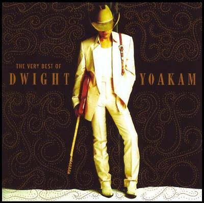DWIGHT YOAKAM - THE VERY BEST OF CD ~ COUNTRY MUSIC GREATEST HITS