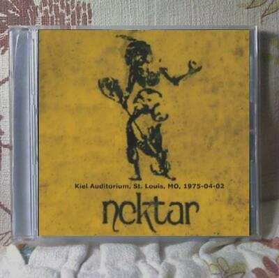 Nektar Live in Saint Louis 1975 Rare comprar usado  Enviando para Brazil