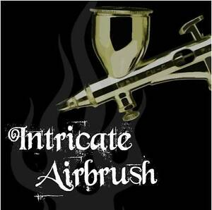 Intricate Airbrush Canterbury Canterbury Area Preview