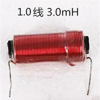 1.0mm 3.0mh Speaker Crossover Inductors Coils Oxygen Free Copper Hifi Audio Part