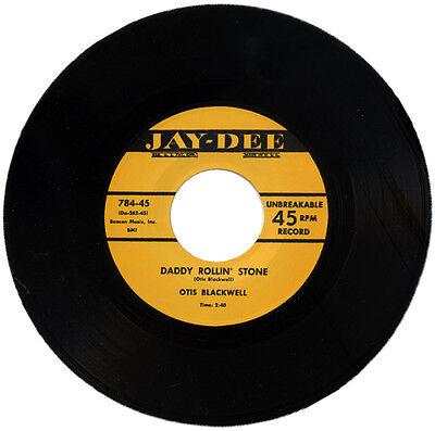 """OTIS BLACKWELL  """"DADDY ROLLIN' STONE""""  R&B DANCER    LISTEN!"""