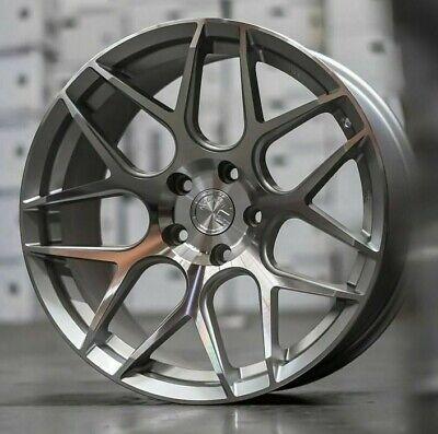 19x8.5 / 19x9.5 5x120 +35 Aodhan LS002 Wheels Fits BMW 325 328 335 Z4 Rims Set 4 5 X 120 Wheels