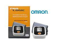 Omron Pro Logic Blood Pressure Arm Monitor PL100