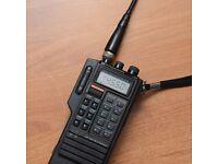 Standard C500 Dualband Handheld Radio