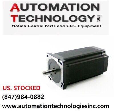 1 Pcs Nema 34 Stepper Motor 1810 Oz-in Shaft With Keykl34h2160-62-8a