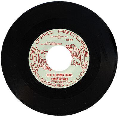 "TOMMY NAVARRO  ""CLUB OF BROKEN HEARTS""  MONSTER NORTHERN SOUL / R&B   LISTEN!"