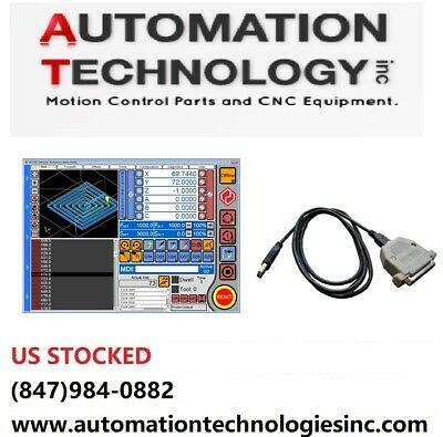 Uc100-6 Axis Usb Motion Controller With Uccnc Software License
