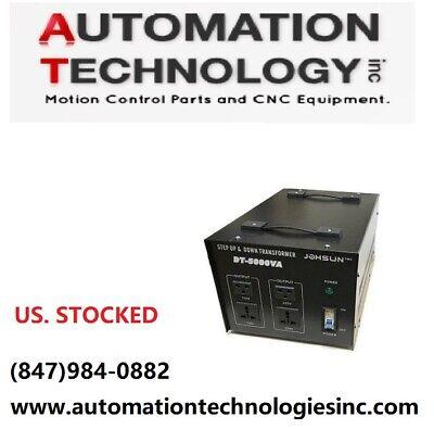 5000 Watt Voltage Converter Transformer Heavy Duty Step Updown 5000w 110-220v