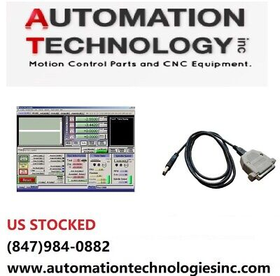 Uc100-6 Axis Usb Motion Controller With Mach3 Software License