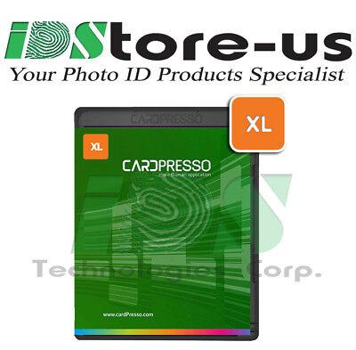 Cardpresso Xl Edition Id Card Design Software   Cp1300  All Regions