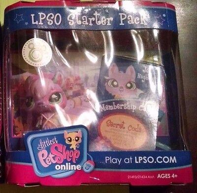 Kids Online Shops (Littlest Pet Shop Online Web Game Starter Pack Vampire Jet Nightly LPSO Bat)