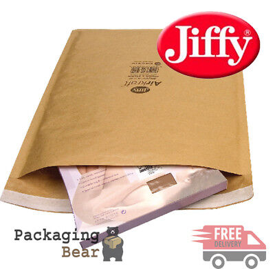 50 x JIFFY JL4 A4 SIZE PADDED BAGS ENVELOPES MAILERS 240x320mm | FREE UK P&P