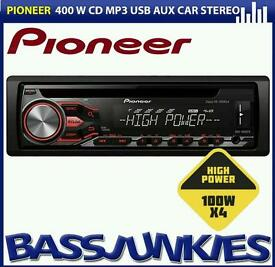 Pioneer Bluetooth Android iOS