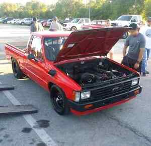 Toyota pickup 2wd  wanted