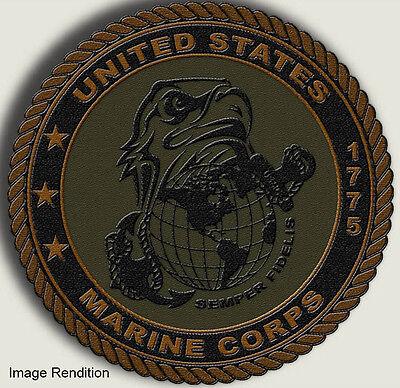 USMC- EGA - Velcro Morale Patch -US Marine Corps