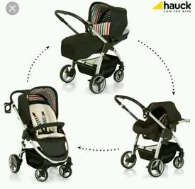 Travel system buggy