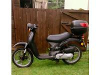 Honda sky 50cc moped