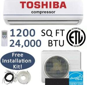 NEW 24,000 BTU AIR CONDITIONER & HEATER UNIT YS24 Manitoba Preview