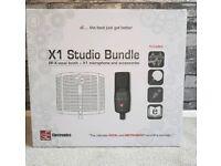 X1 sE Studio Bundle